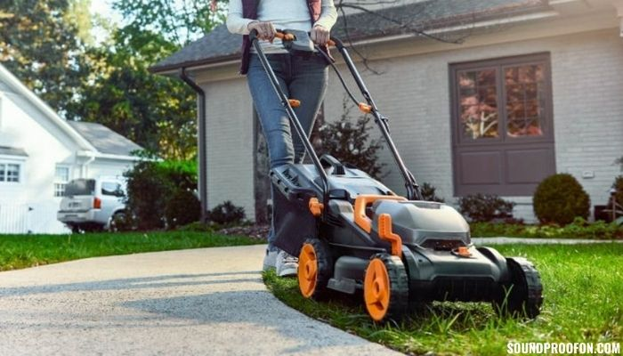 Get the Quietest Lawn Mower?